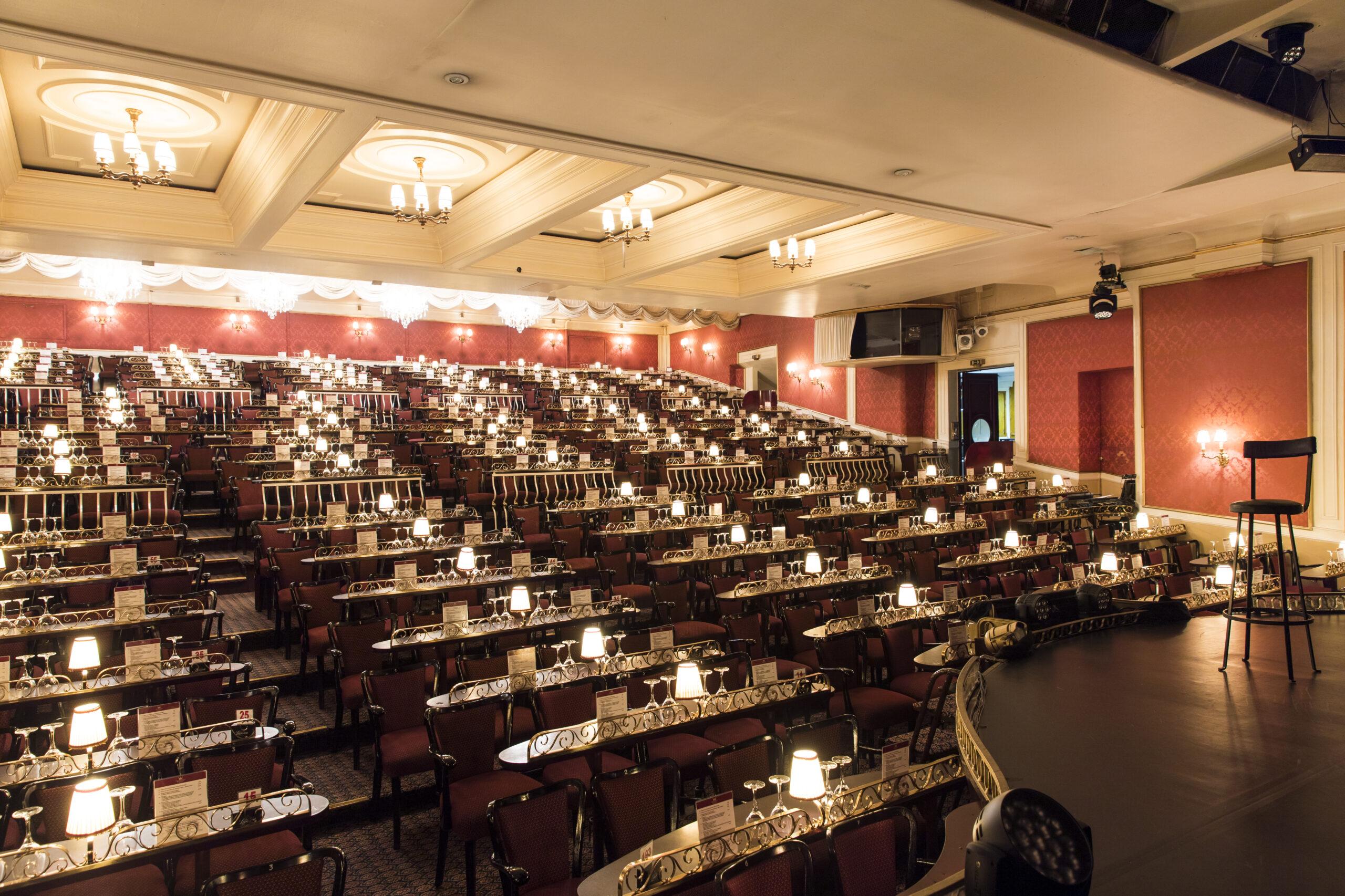 Hansa-Theater Saal © Dietrich Halemeyer / Abdruck bei Nennung des Fotografen honorarfrei